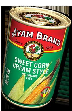 Bắp kem nguyên hạt Ayam Brand 425g
