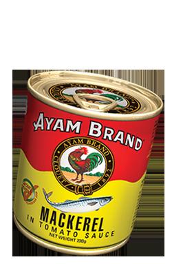 Cá thu sốt cà chua Ayam Brand 230g