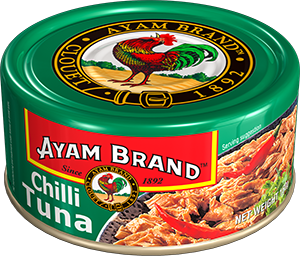 Cá ngừ ngâm ớt Ayam Brand