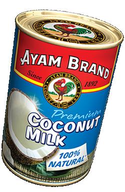 Nước cốt dừa nguyên chất Ayam Brand 400ml